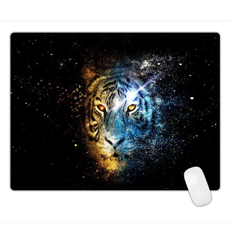 Cool Patterned Extended Large Gaming Mouse Pad Mat L Size Mouse Mat
