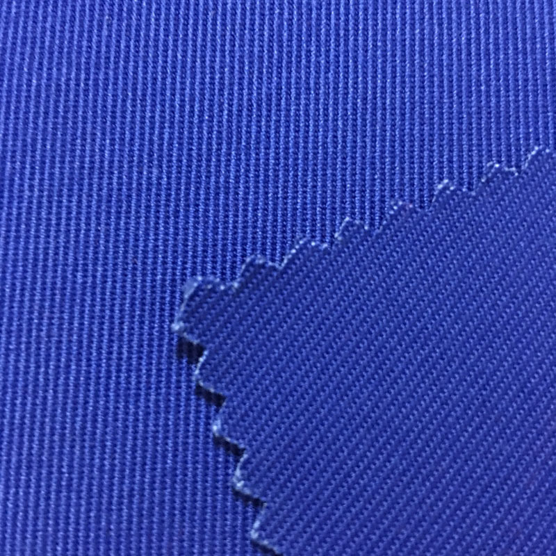 100% Cotton Flame Retardant Lime Safety Fabric for Workwear