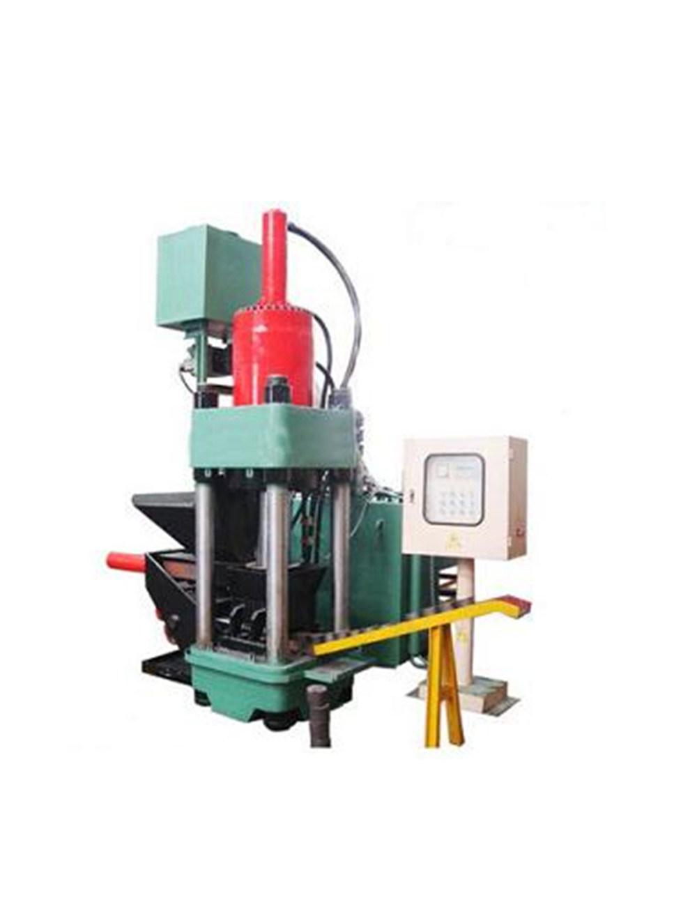 Series of Scrap Metal Briquetting Press