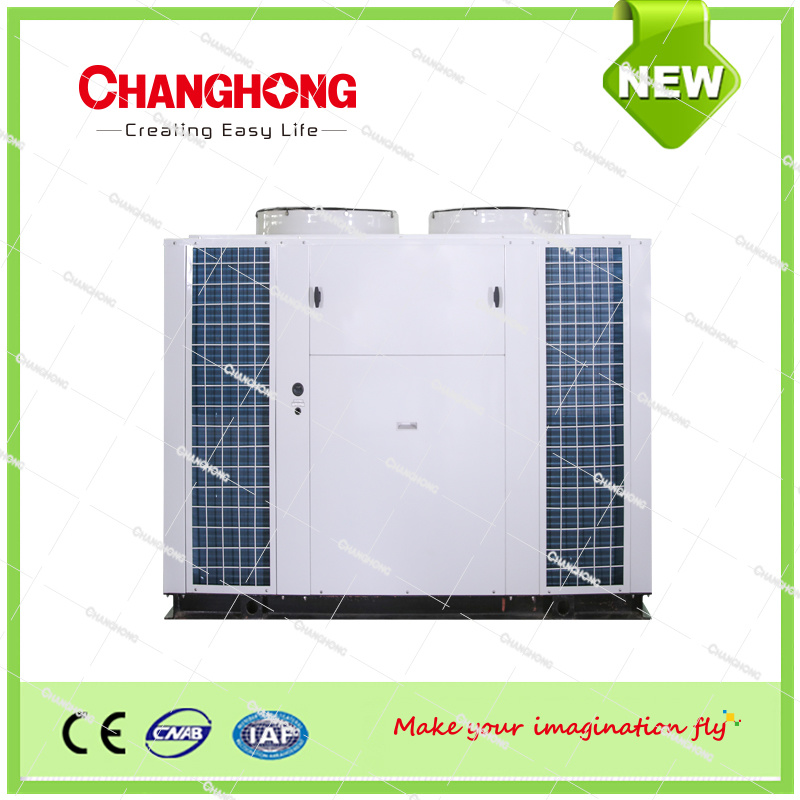 Central Air Conditioner Packaged Rooftop Unit Cooling and Heat Pump