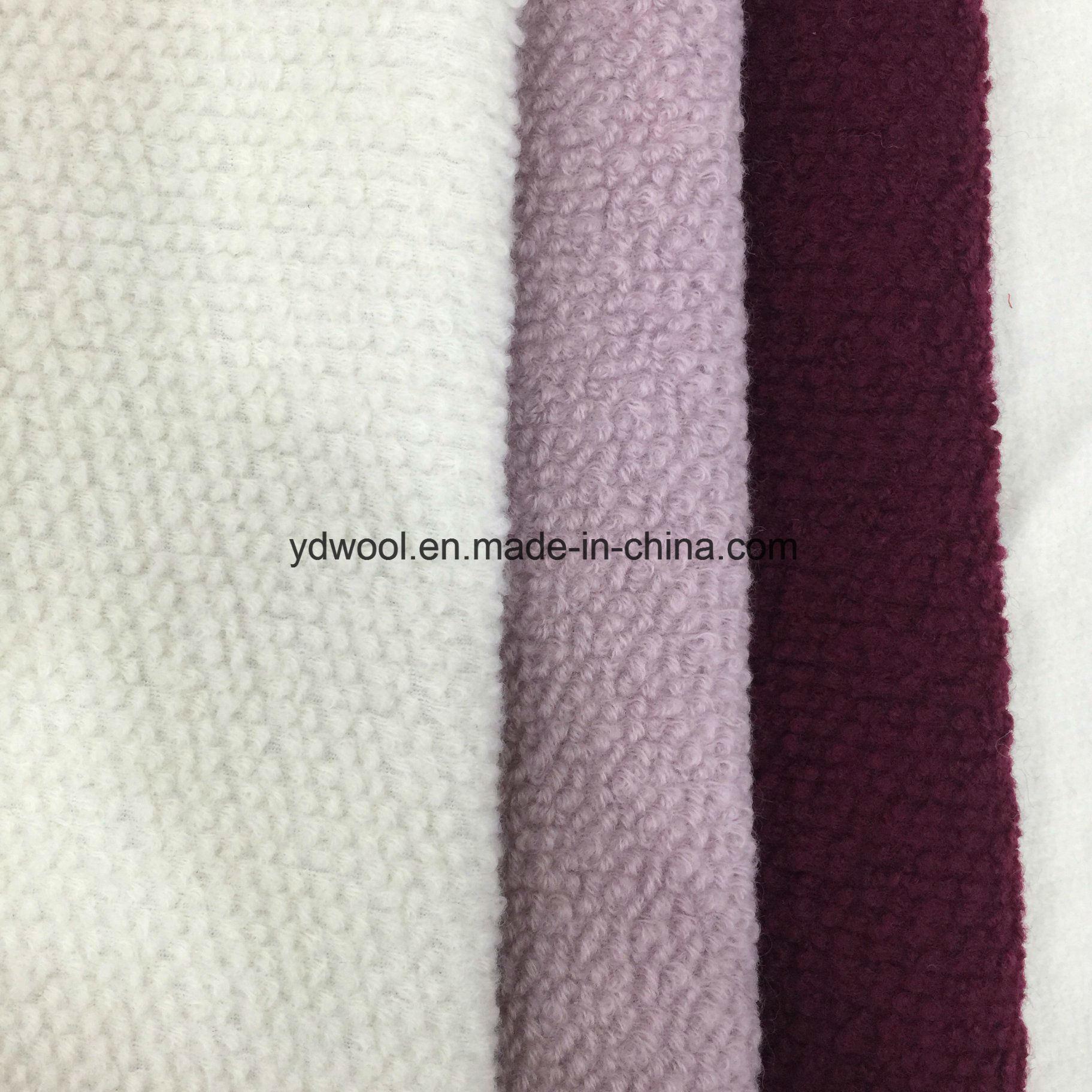 Islands Wool Fabric Ready Greige