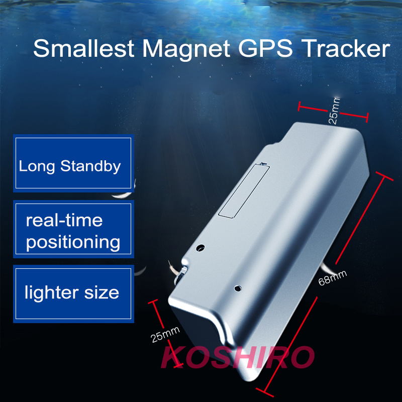 OEM ODM Car GPS with 3 Month Standby Time