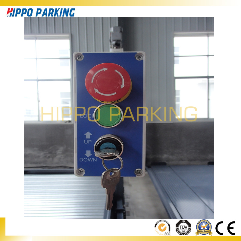 Two Post Valet Smart Parking System