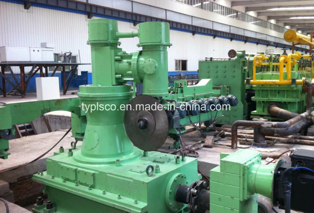 Rotatory Flying Saw in Hot Rolling Mill