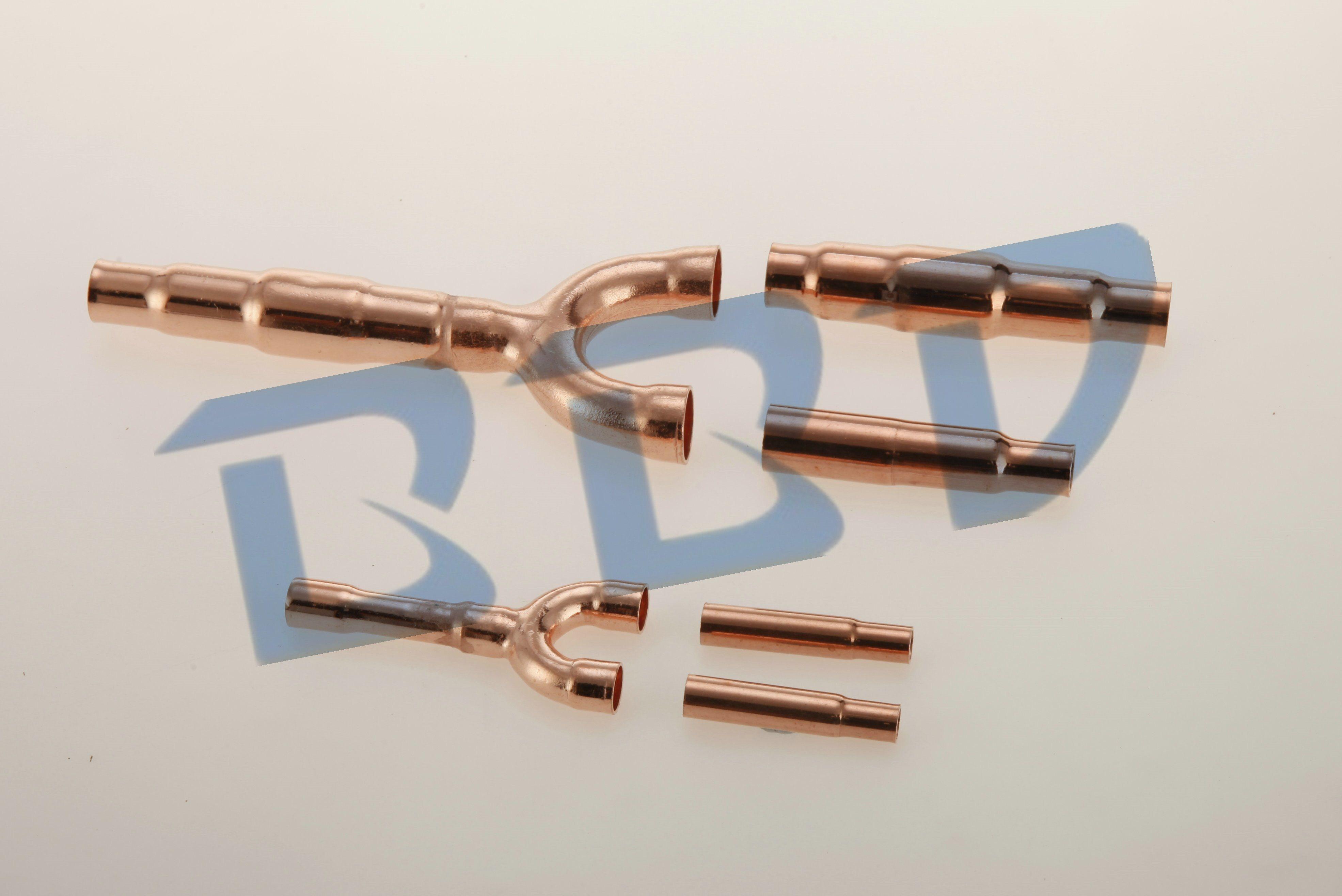 Vrv/Vrf Branch Pipe for Toshiba Rbm-By55e