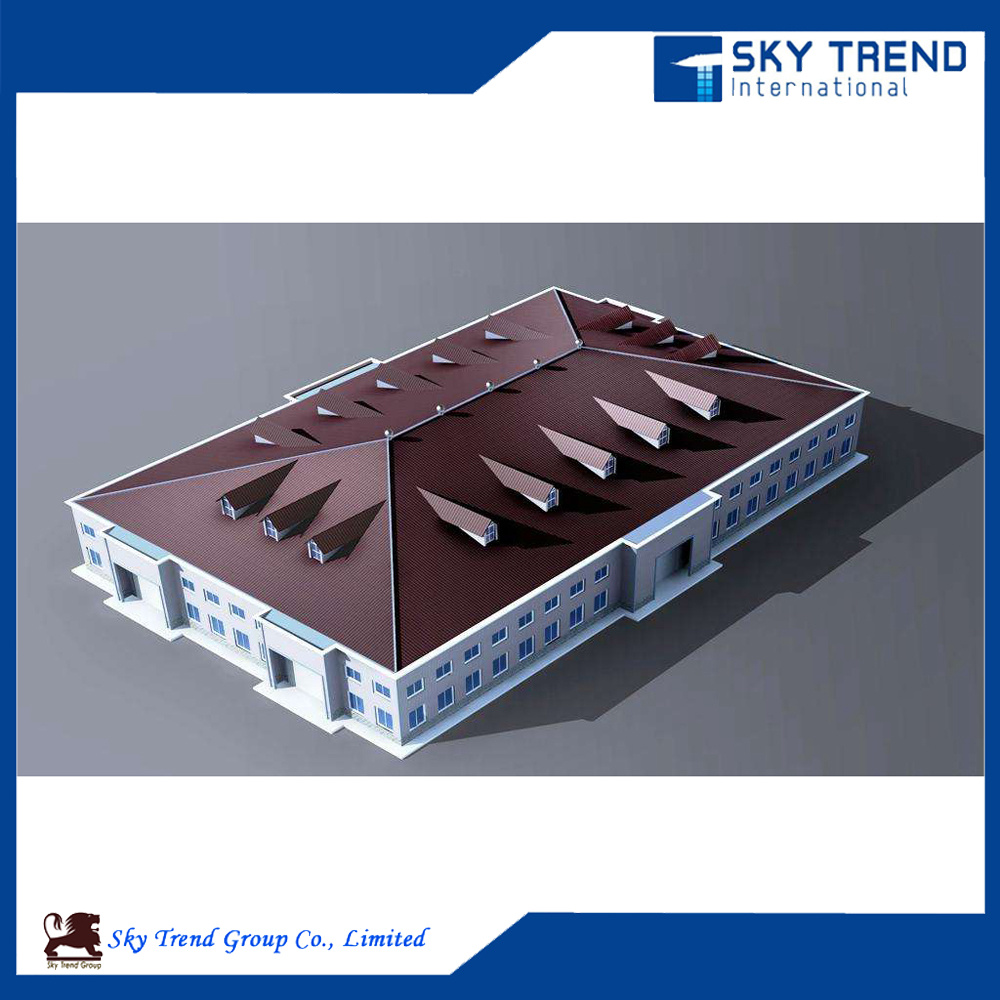 High Quality Steel Warehouse Good Performance Steel Structure for Construction Usage