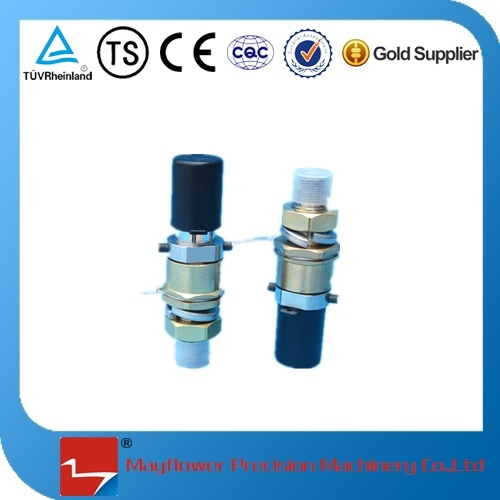 LNG Stainless Steel Back Gas Nozzle