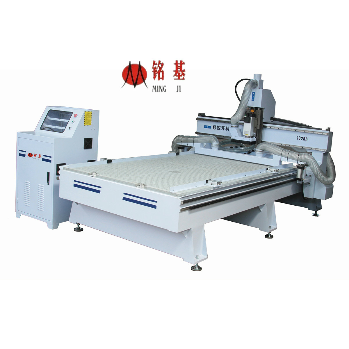 Single Head Woodworking CNC Router Machine