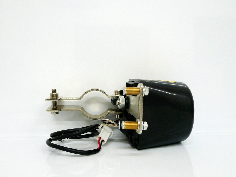Mechanical Valve for Gas Leakage Detector or Water Leakage Detector Safety