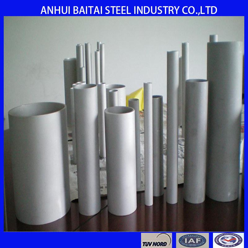 TP304, Tp321, Tp316L Steel Pipe