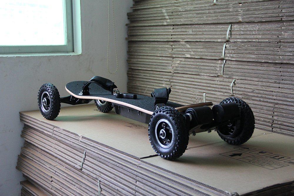 1650W *2 Strongest off Road Kick Board Electric Skateboard