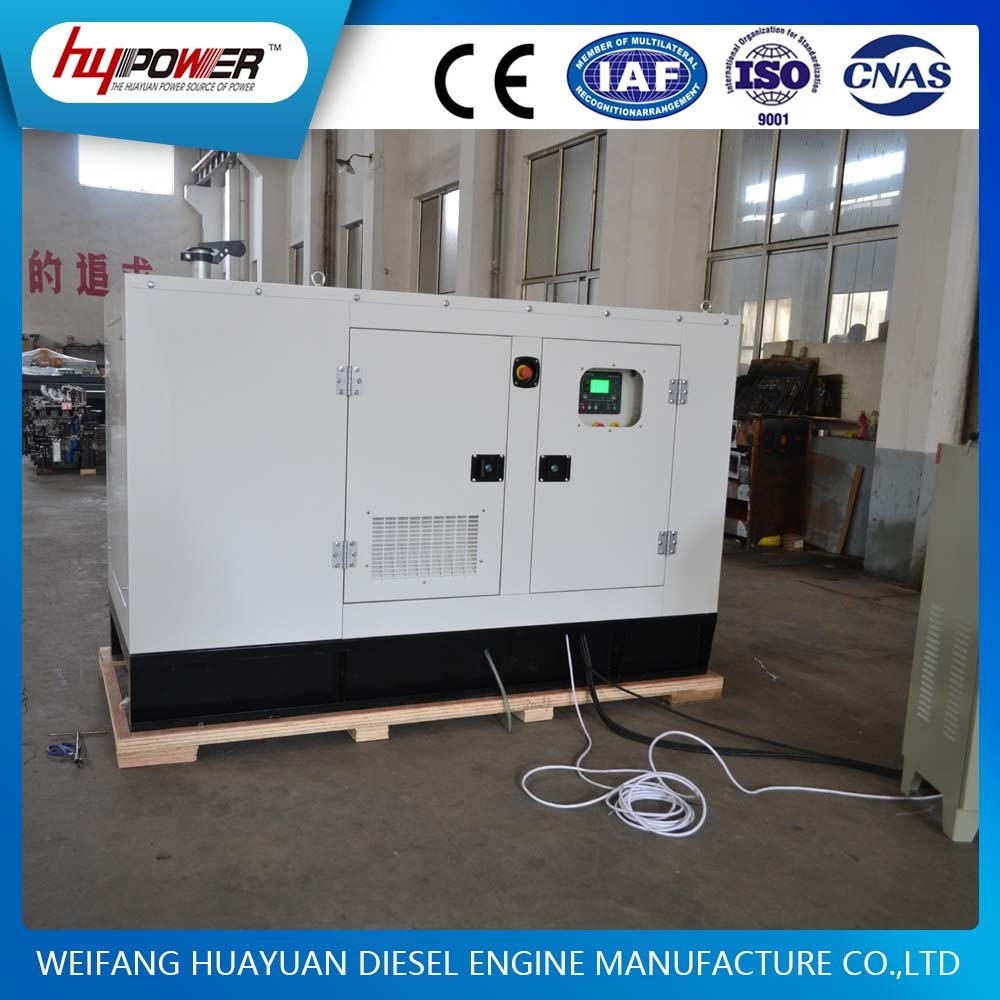 Small Output 10kw Generator Set for Home Use