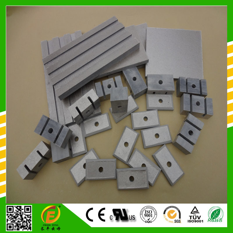 Customized Insulation Mica Washer with Ce Certification