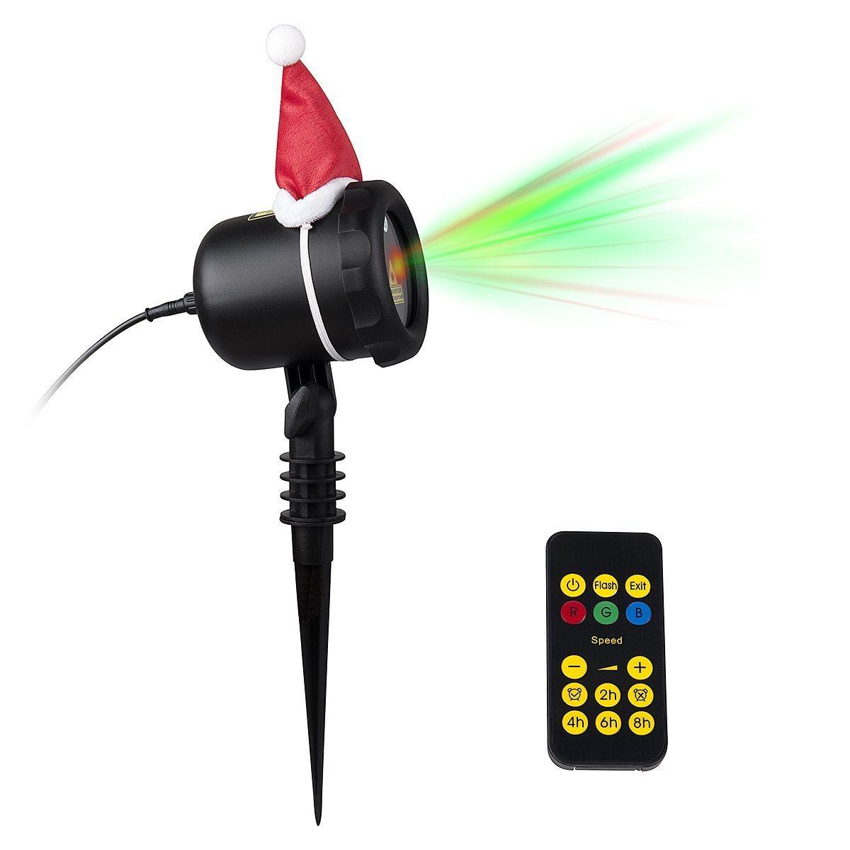 Laser Star Christmas Lights Outdoor Shower Laser Light