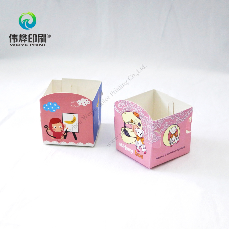 Cardboard Paper Printing DIY Gift Packaging Box