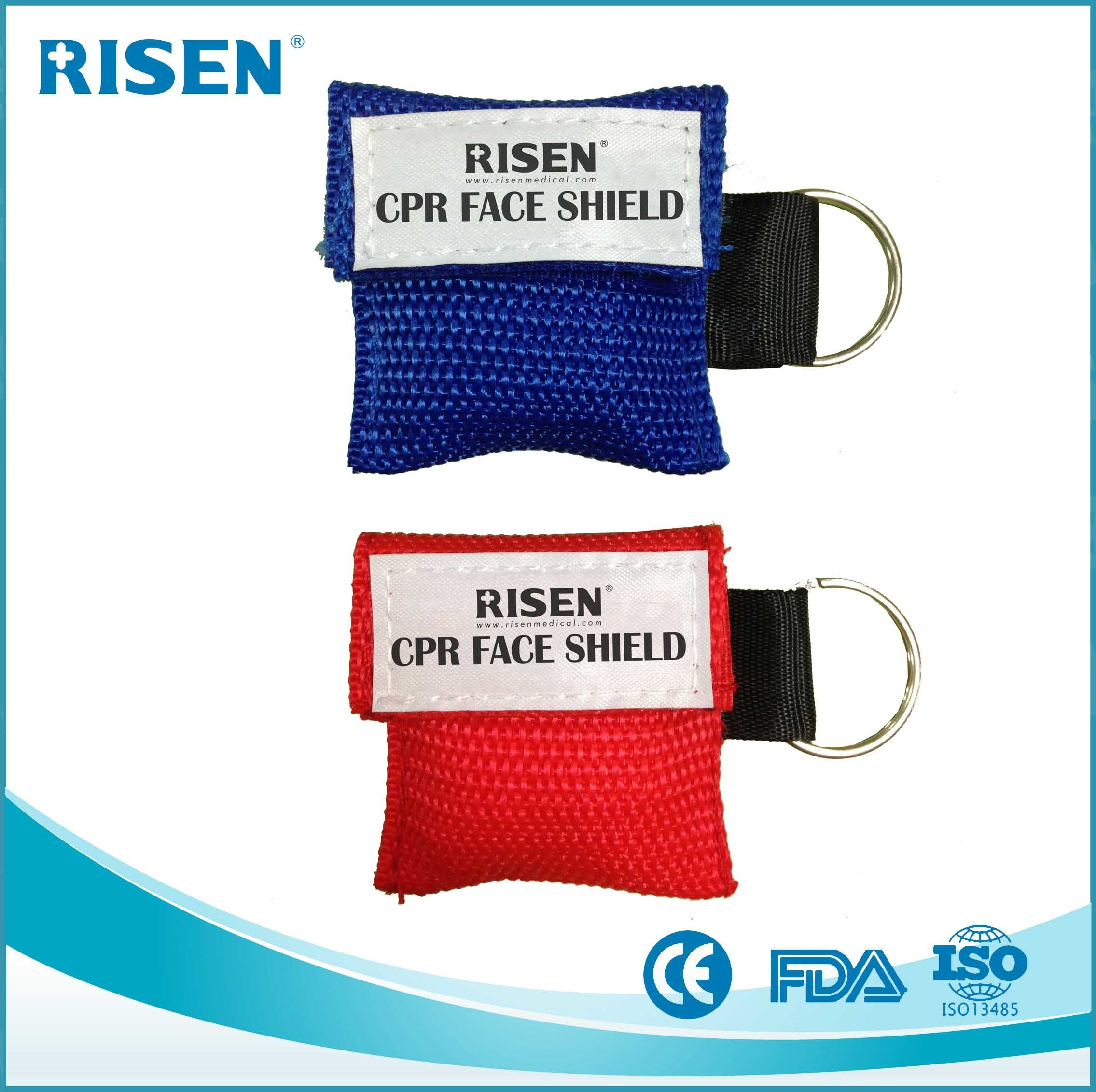 Promotional Mouth to Mouth CPR Mask for First Aid