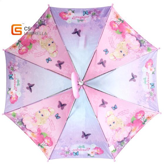 Heat Transfer Print Chlidren Umbrella (YS-Sk002A)