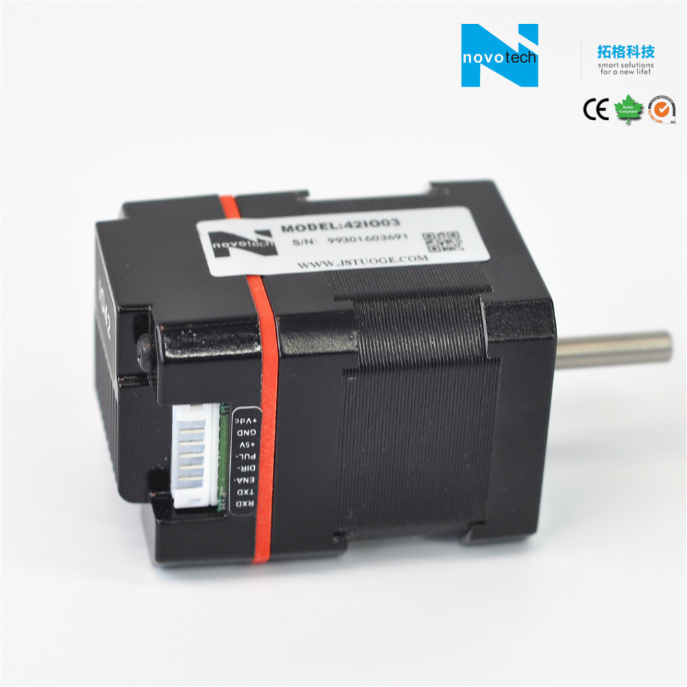 42 Series Integrated Open-Loop Stepper Motor
