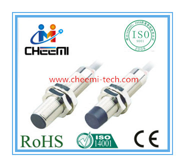 M12 Inductive Proximity Switch Sensor AC90~250V Sn 2mm