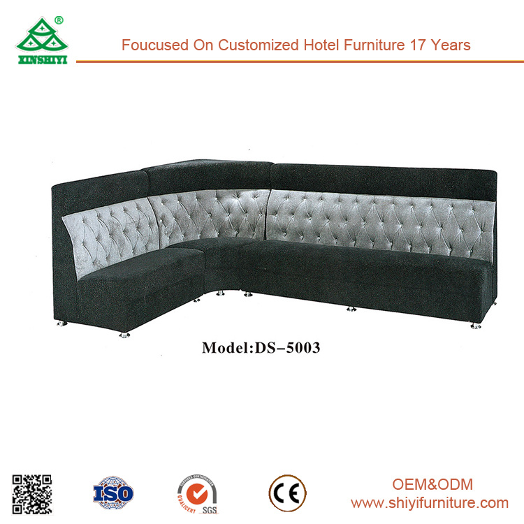 New Fashion Style Living Room Corner Sofa Bed with Storage