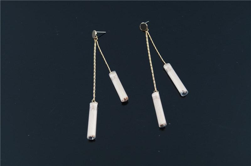Fashion Simple Tassel Earring