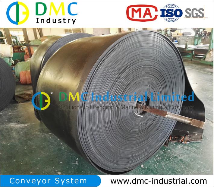 Rubber Conveyor Belt for Bulk Material Handling