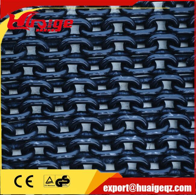 Heavy Duty Industry Grade 80 Alloy Load Chain