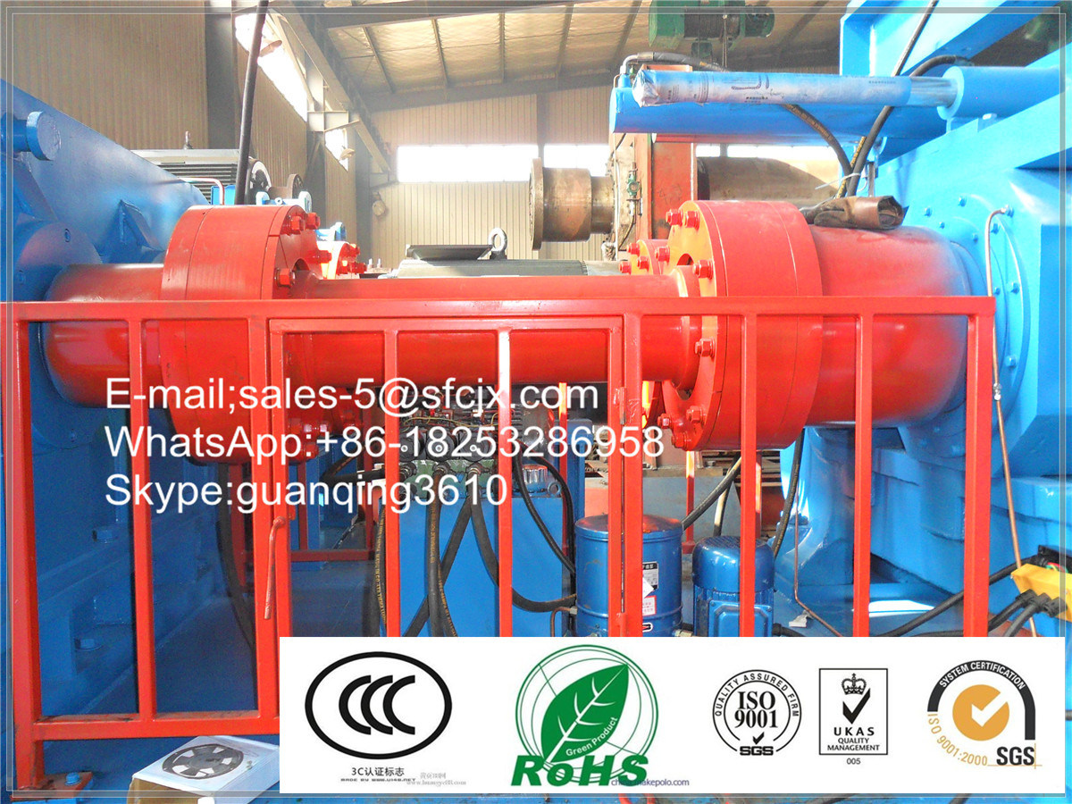 Ce Certification Rubber Mixing Mill, Rubber Two Roll Mill (XK-550B)