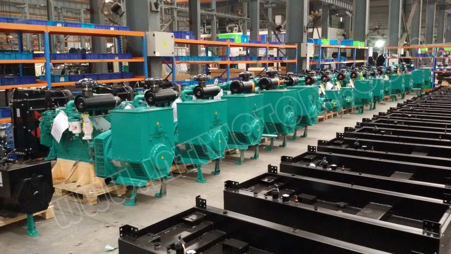 50kVA ISO/CE/Soncap/CIQ Certified Yangdong Super Silent Diesel Generator Set with Super Large Fuel Tank
