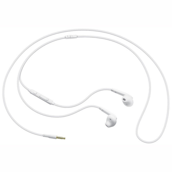 for Samsung Galaxy S6 Earphone with Mic Volume Control