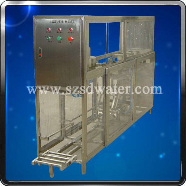 60 Bph 5 Gallon Pure Water Automatic Bottling Machine