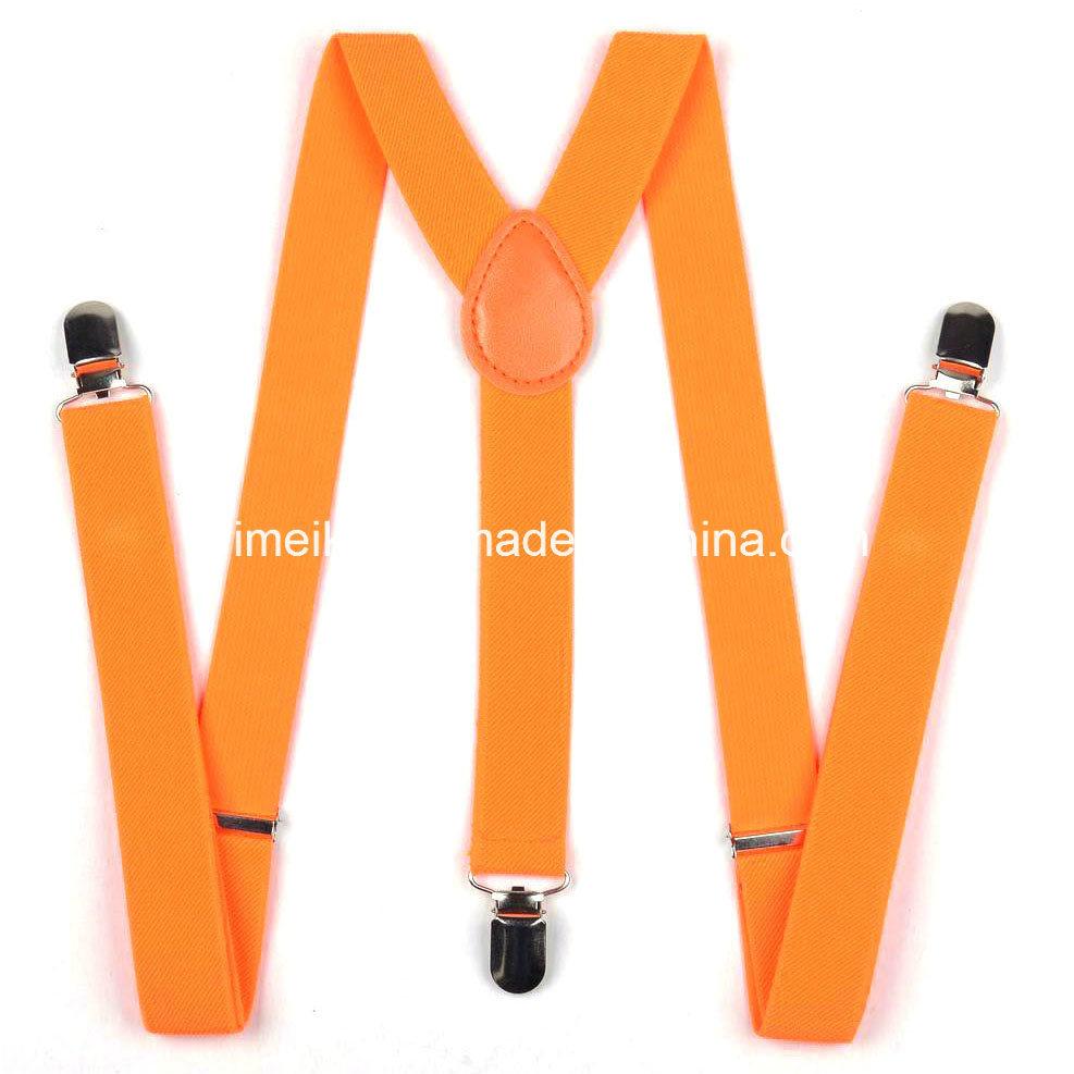 Wholesale Unisex Fashion Elastic Braces Suspender