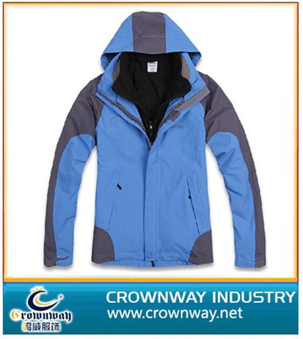High Quality Hot Sales Waterproof Windproof Ski Wear for Men