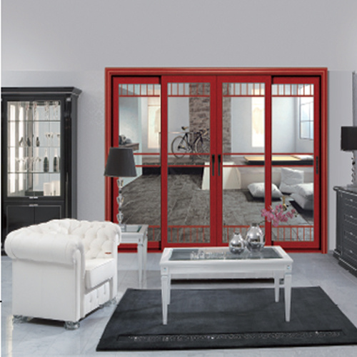 Feelingtop Thermal Break Powder Coated Aluminum Insulating Window and Door