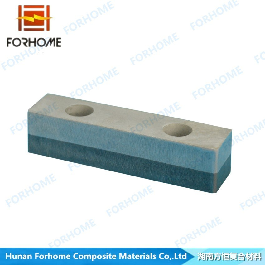 Aluminum/Steel Clad Joint/Stripe for Shipbuilding
