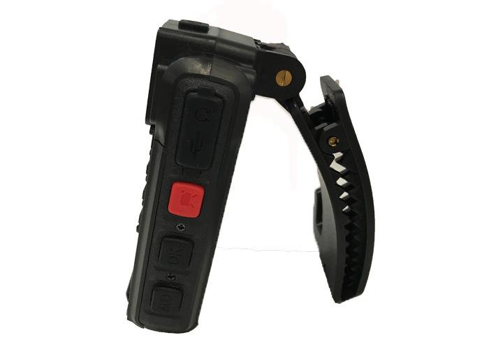 3G Wearable 2.8′′ Police Camera HD1080p WiFi 4G Bluetooth GPS GPRS Police Body Worn Video Camera