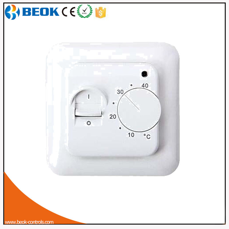 16A Mechanical Room Thermostat for Floor Heating