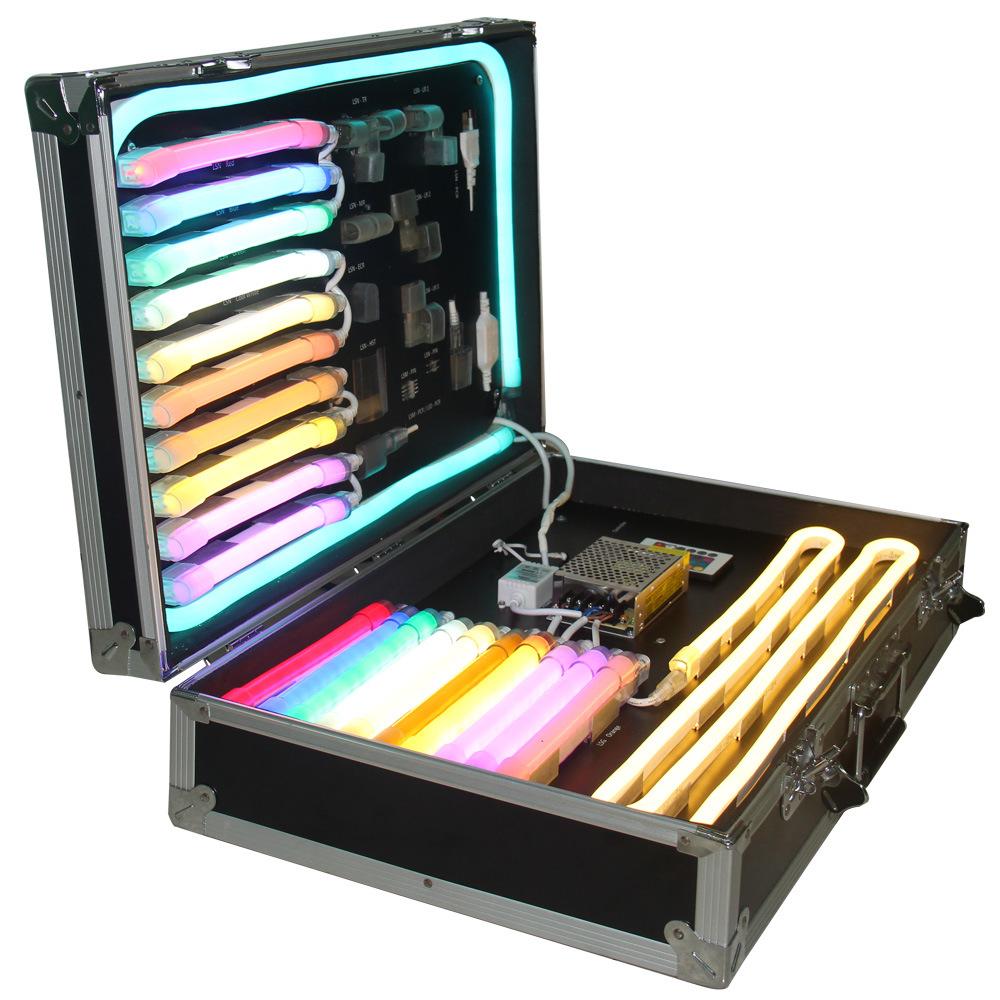 Portable LED Demo Display Box for Strip Light