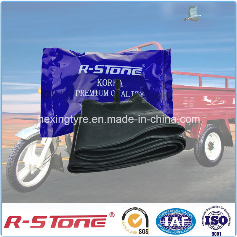 High Quality Natural Motor Tricycle Inner Tube 4.50-12