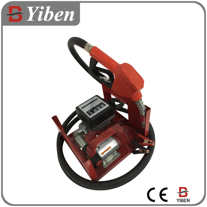 12V/24V DC Fuel Transfer Pump with CE Approval (ZYB40A-12V/24V-11A)