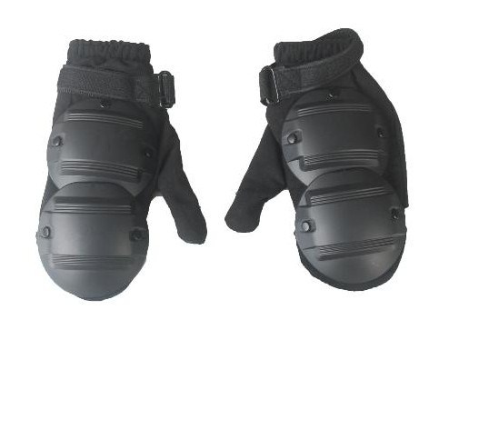 Leather Tactical Glove for Police and Military