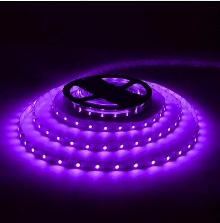 Ce and Rhos 30SMD5050 Purple LED Strip