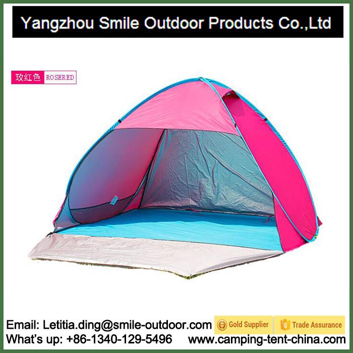 UV Proof Sunshade Camping Easy Pop up Beach Folding Tent