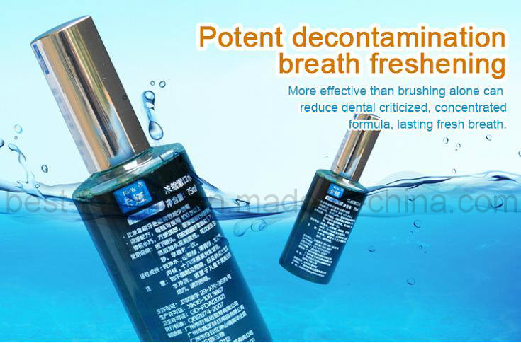 Best Selling Hot Sales Mouthwash for Personal Oral Care