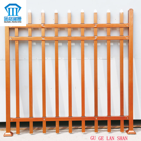 High Quality Wrought Zinc Steel Fence 022