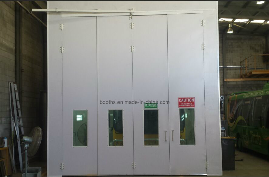 Popular Truck Paint Booth for Sale with 2 Years Warranty Time