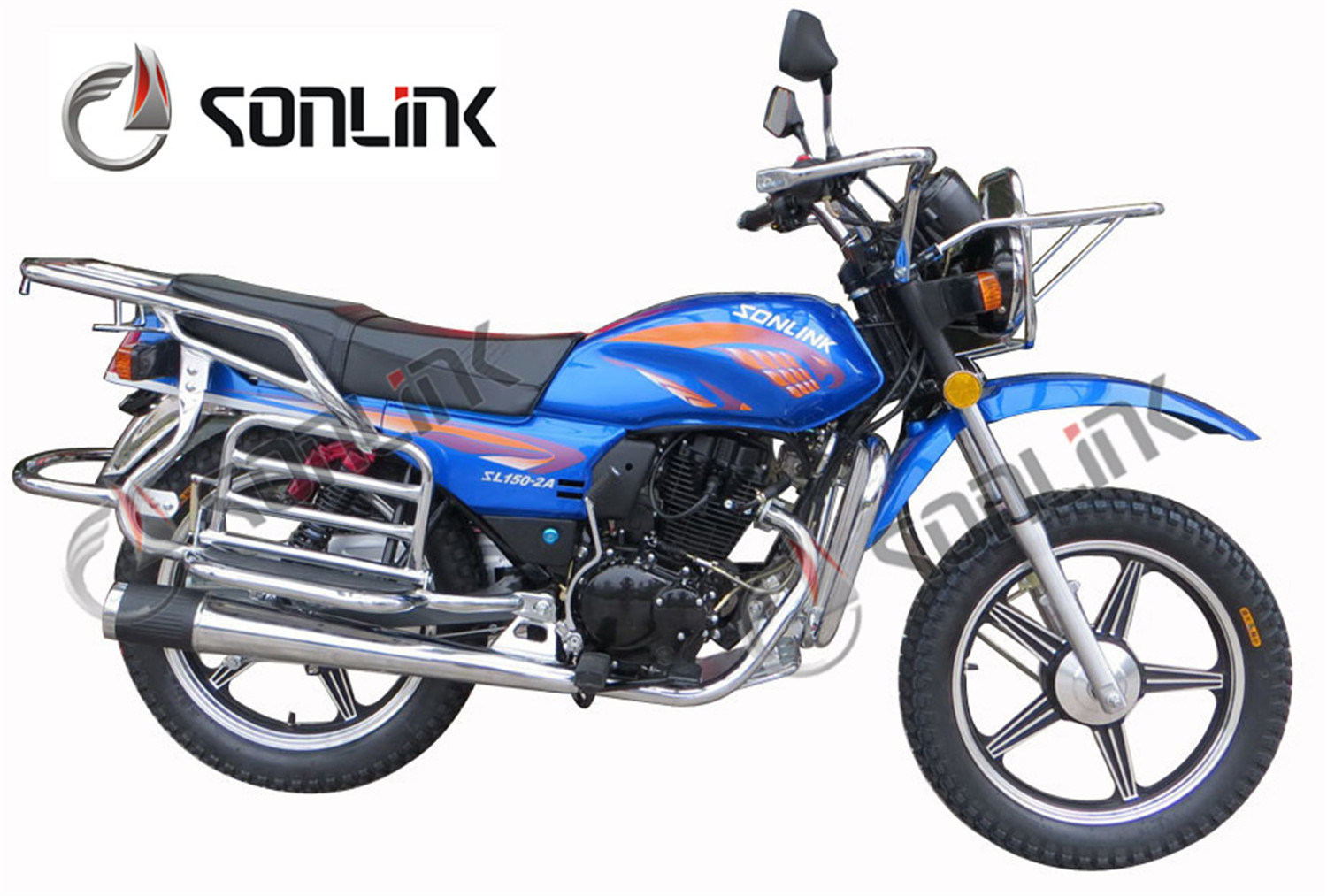 125/150cc off Road New Alloy Wheel Racing Bike Motorbike (SL125-K2)