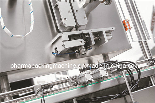 High-Speed Pharmaceutical Desiccant Inserting Machine