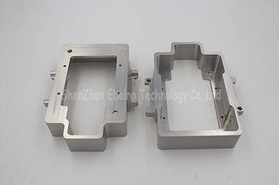 6061-T6 Aluminum Case Machining Part