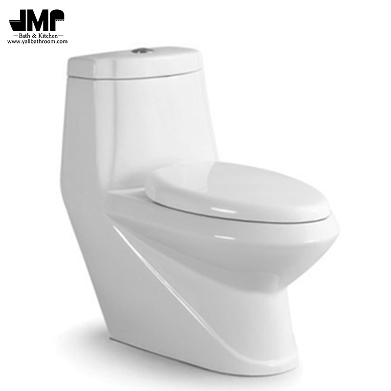 China Manufacturer Wc Bathroom One Piece Ceramic Toilet